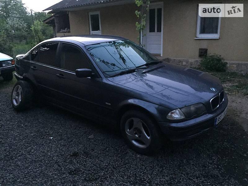 BMW 320 2001 в Хусте