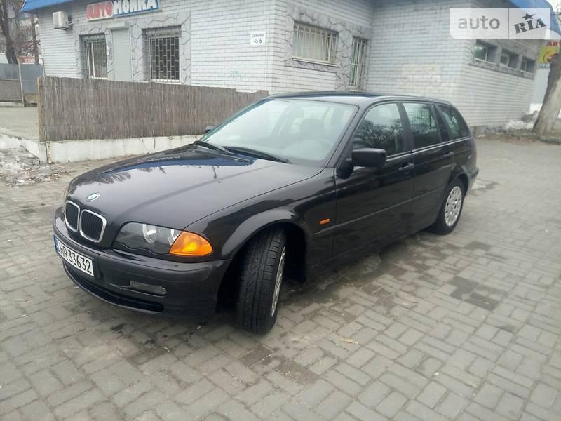 BMW 3 серия 2001 года в Днепре (Днепропетровске)