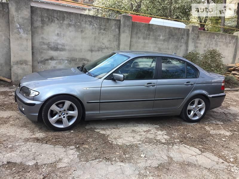 BMW 3 серия 2003 года в Черновцах