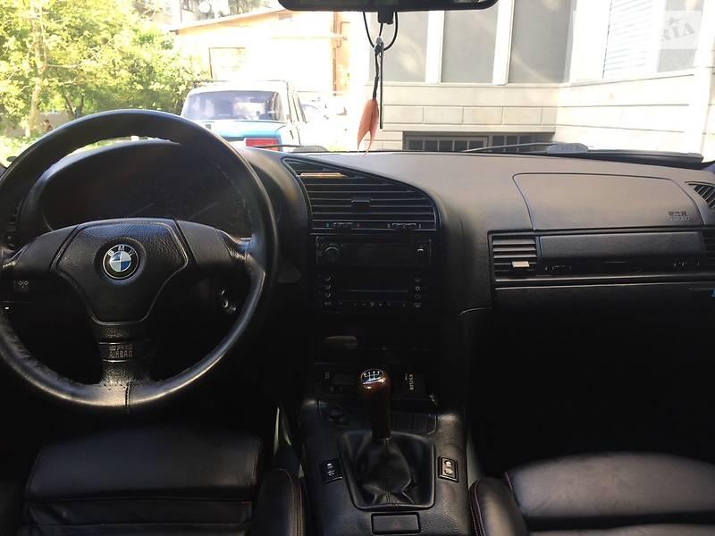 BMW 3 серия 1996 року в Івано-Франківську