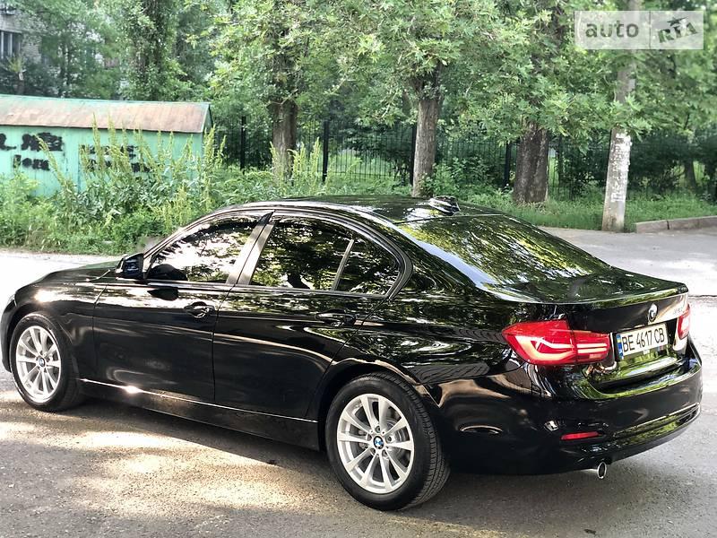 BMW 3 серия 2016 року в Миколаїві