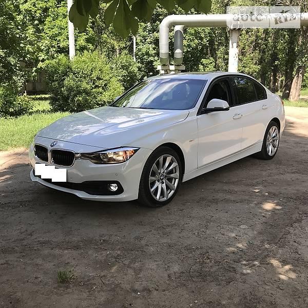 BMW 3 серия 2016 года в Одессе