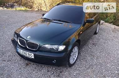 BMW 320 2002 в Залещиках