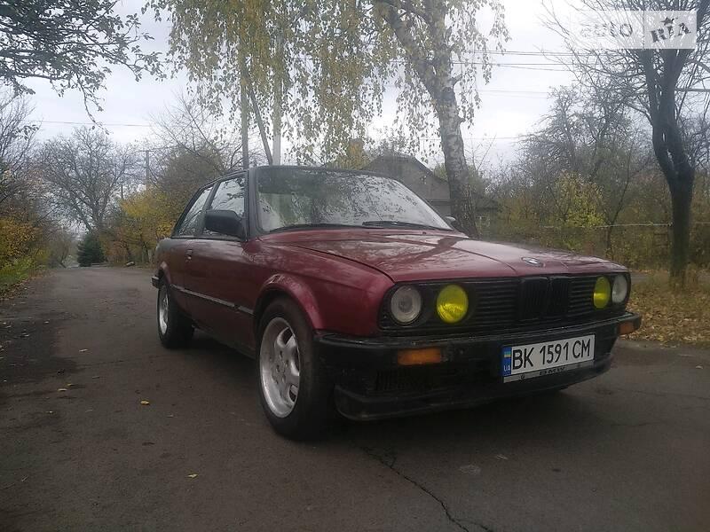 BMW 320 1984 в Ровно