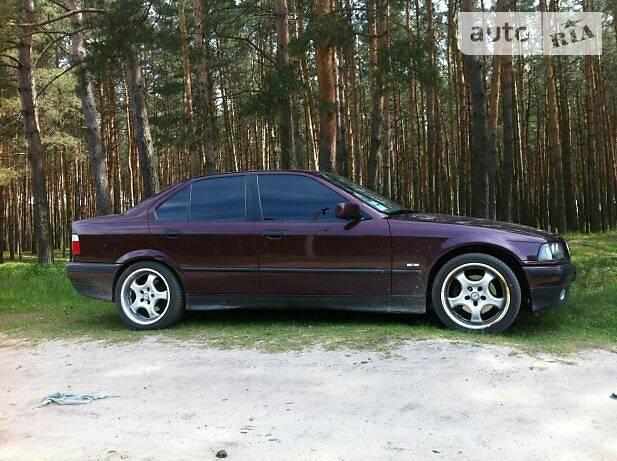 BMW 320 1998 в Никополе