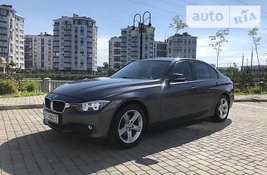 BMW 320 2014 в Ивано-Франковске