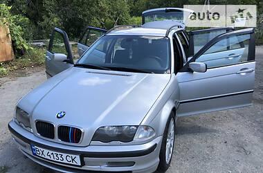 Универсал BMW 320 2001 в Киеве
