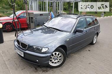 Универсал BMW 320 2002 в Сумах
