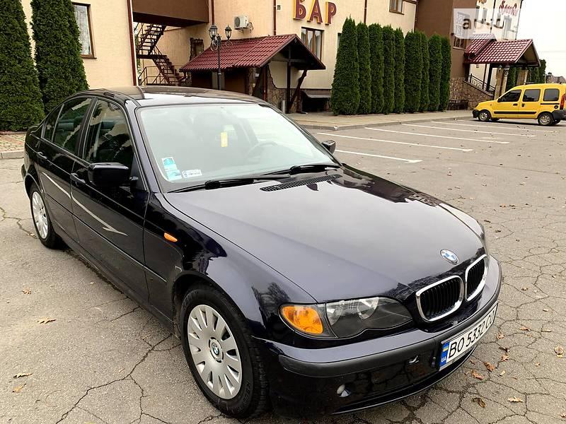 BMW 320 2003 в Тернополе