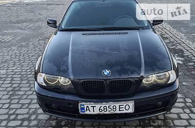 Купе BMW 320 2002 в Ивано-Франковске