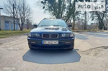 BMW 320 2001 в Львове