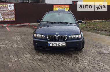 BMW 320 2003 в Прилуках