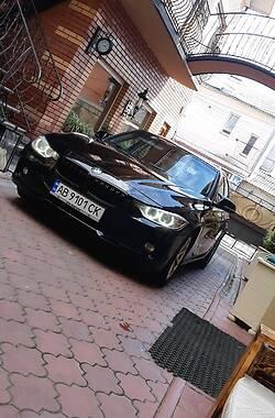 Седан BMW 320 2013 в Виннице