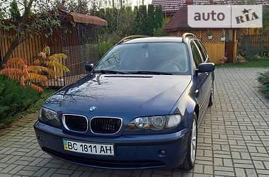 BMW 320 2004 в Львове