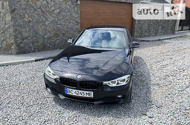 Седан BMW 320 2014 в Львове