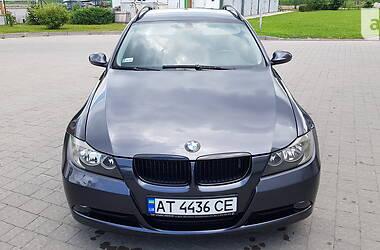 Унiверсал BMW 320 2006 в Івано-Франківську