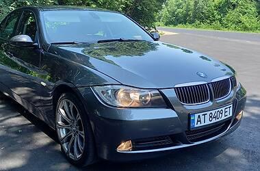 Седан BMW 320 2005 в Ивано-Франковске