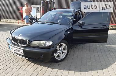Универсал BMW 320 2001 в Ивано-Франковске