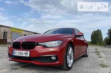 Седан BMW 320 2016 в Пирятині