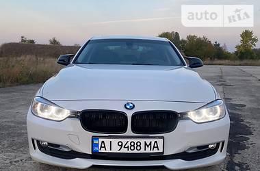 Седан BMW 320 2013 в Білій Церкві