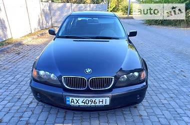 Седан BMW 320 2002 в Харкові