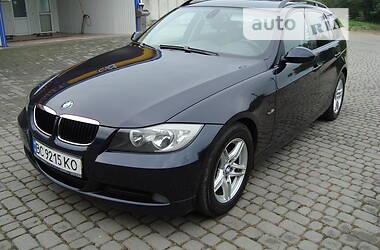 Унiверсал BMW 320 2008 в Львові