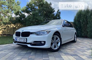 Седан BMW 320 2012 в Києві