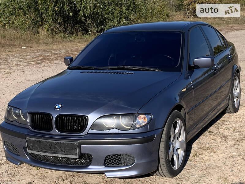 Седан BMW 320 2001 в Киеве