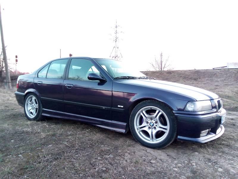 BMW 3 серия 1997 року в Івано-Франківську