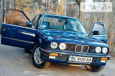 BMW 324 1987 в Львове