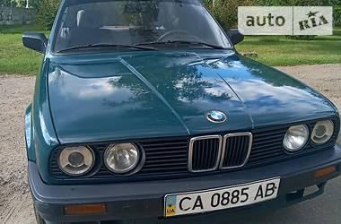Седан BMW 324 1989 в Золотоноше
