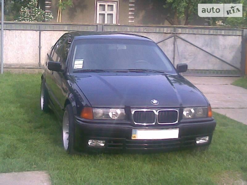 BMW 325 1992 в Черновцах