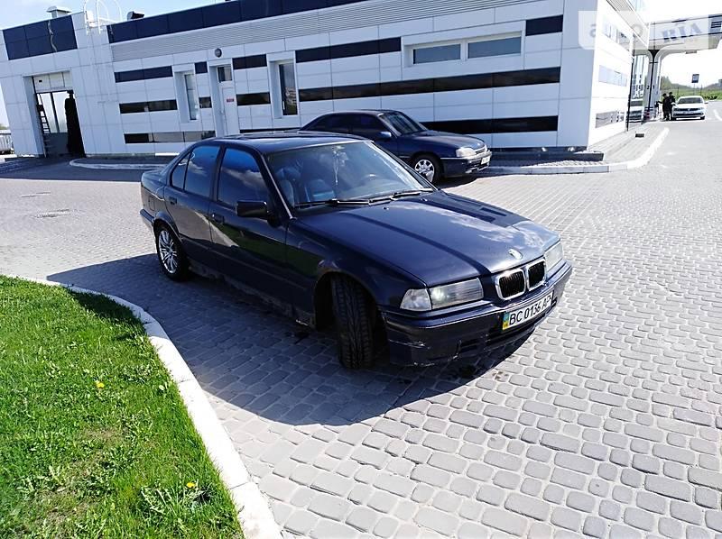 BMW 325 1994 в Львове