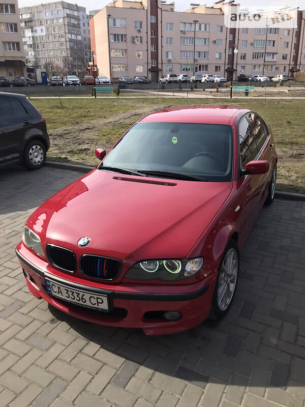 BMW 325 2001 в Черкассах