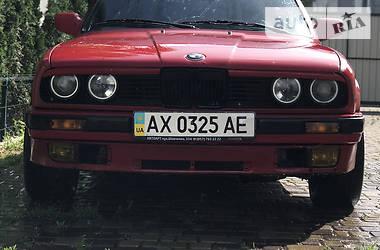 Седан BMW 325 1989 в Харькове