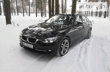 BMW 328 2017 в Олевске