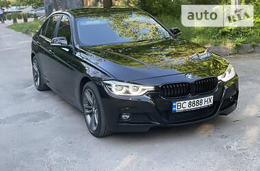 Седан BMW 328 2015 в Львові