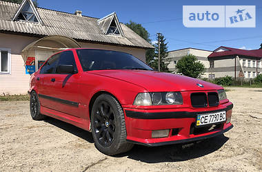 Седан BMW 328 1991 в Черновцах
