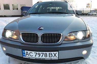 BMW 330 X-DRIVE 2004