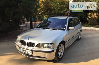 BMW 330 2002 в Одессе