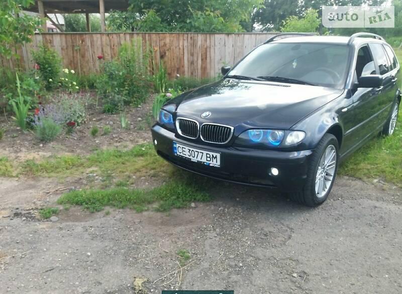 BMW 330 2001 в Черновцах