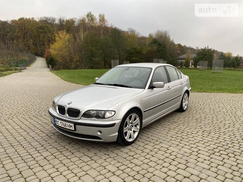 BMW 330 2001 в Львове