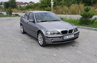 Седан BMW 330 2003 в Хмельницком