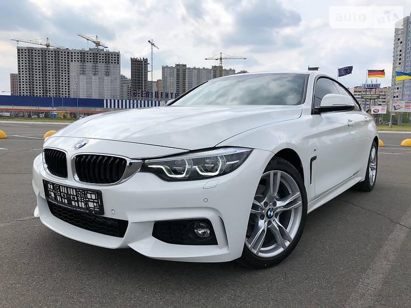 BMW 4 Series Gran Coupe 2017 в Киеве