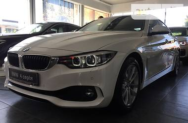BMW 4 Series Gran Coupe 2018 в Ивано-Франковске