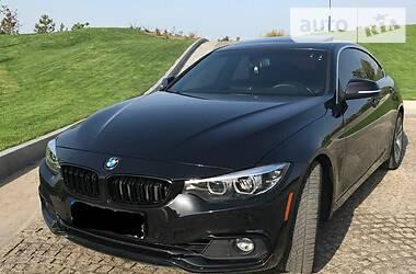 BMW 4 Series Gran Coupe 2018 в Днепре