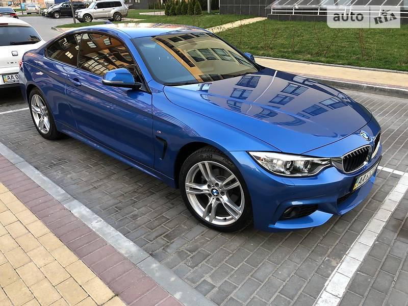 BMW 420 2016 в Киеве