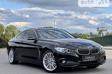 Купе BMW 420 2014 в Киеве