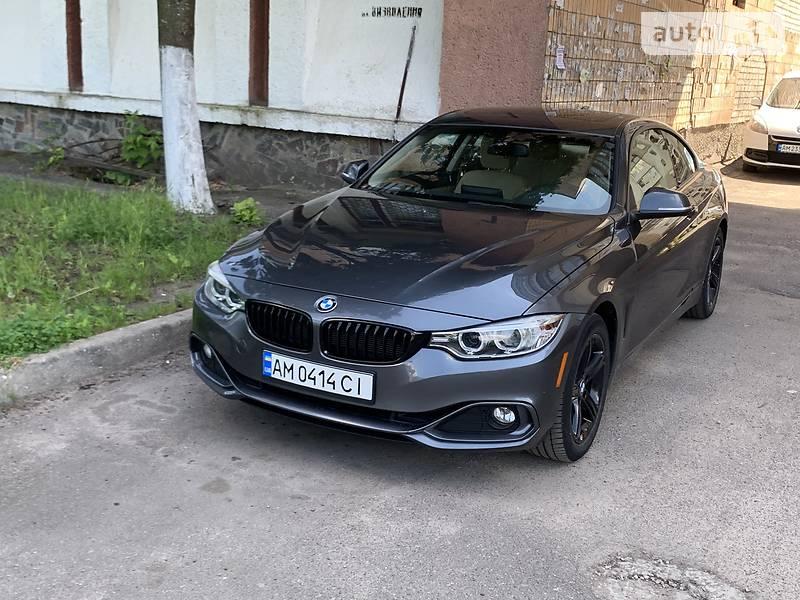 BMW 428 2014 в Житомирі