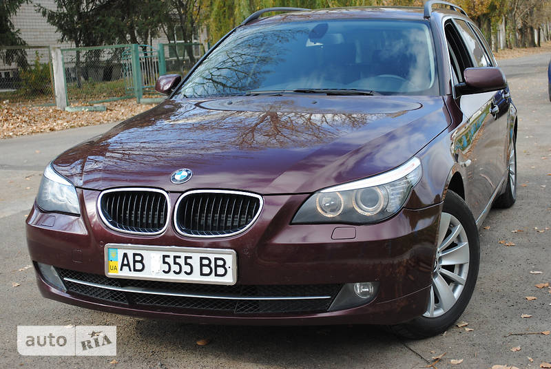 BMW 520 2008 в Виннице
